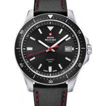 Swiss Military SM34082.04 men`s quartz 42 mm 5ATM