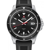 Swiss Military SM34082.07 men`s quartz 42 mm 5ATM
