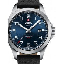 Swiss Military SMA34077.02 automatic 42mm 10ATM