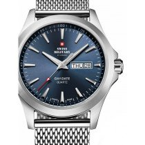 Swiss Military SMP36040.03 Men's 42mm 5 ATM