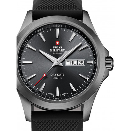 Swiss Military SMP36040.19 Men's 42mm 5ATM