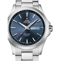 Swiss Military SMP36040.24 Men's 42mm 5ATM