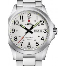 Swiss Military SMP36040.26 men`s 42mm 5ATM