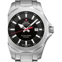 Swiss Military SMS34073.01 solar men`s 42mm 10ATM