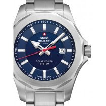 Swiss Military SMS34073.02 Solar Men's 42mm 10ATM