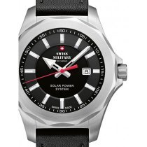 Swiss Military SMS34073.04 Solar Men's 42mm 10ATM