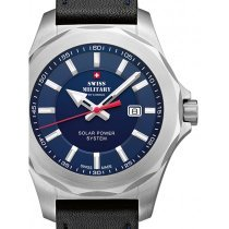Swiss Military SMS34073.05 Solar Men's 42mm 10ATM