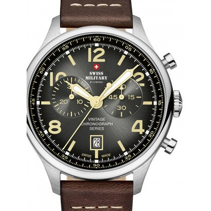 Swiss Military SM30192.04 Chronograph 42mm 10ATM