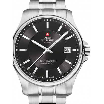 Swiss Military SM30200.01 men`s 39mm 5ATM