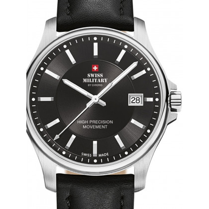 Swiss Military SM30200.10 men`s 39mm 5ATM
