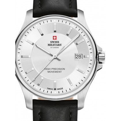Swiss Military SM30200.11 men`s 39mm 5ATM