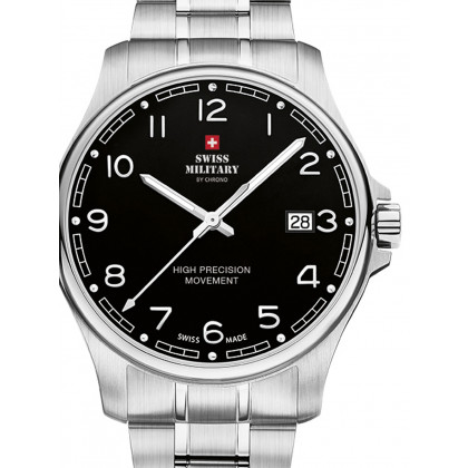 Swiss Military SM30200.16 Men's 39mm 5ATM