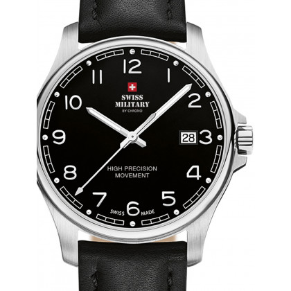 Swiss Military SM30200.24 men`s 39mm 5ATM