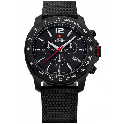 Swiss Military SM34033.06 Chronograph 42mm 10 ATM