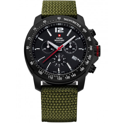 Swiss Military SM34033.07 Chronograph 42mm 10 ATM