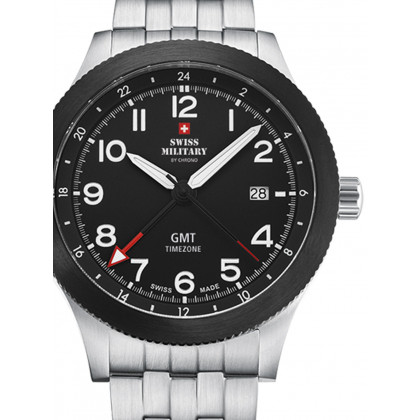 Swiss Military SM34053.03 Men's 42mm 5 ATM