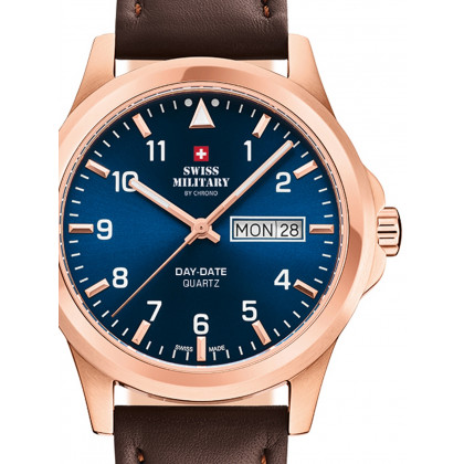 Swiss Military SM34071.08 Men's 40mm 5ATM