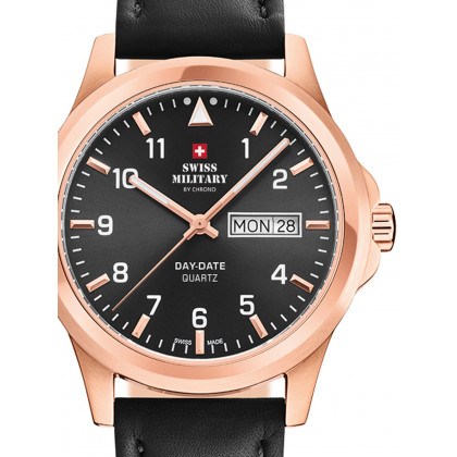 Swiss Military SM34071.09 Men's 40mm 5ATM