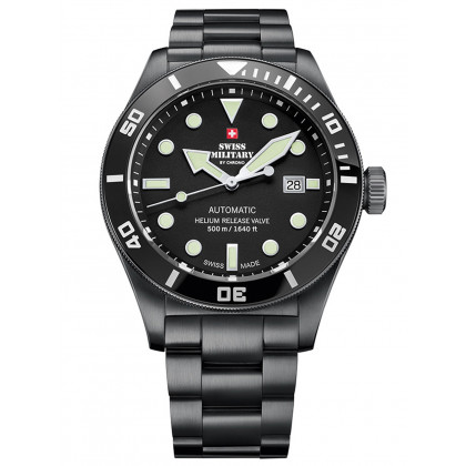 Swiss Military SMA34075.04 Automatic 44mm 50ATM