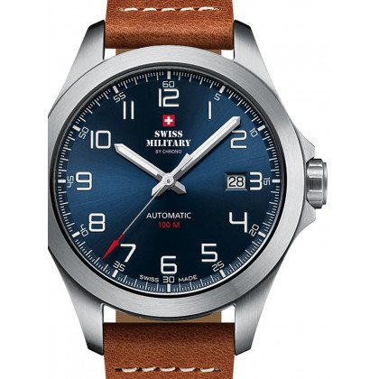 Swiss Military SMA34077.03 automatic 42mm 10ATM