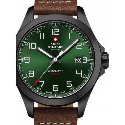 Swiss Military SMA34077.06 Automatic 42mm 10ATM