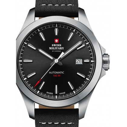 Swiss Military SMA34077.07 automatic 42mm 10ATM
