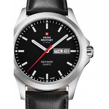 Swiss Military SMP36040.11 Men's 42mm 5 ATM