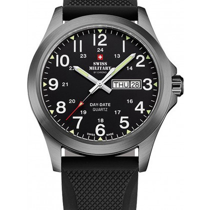 Swiss Military SMP36040.20 Men's 42mm 5ATM