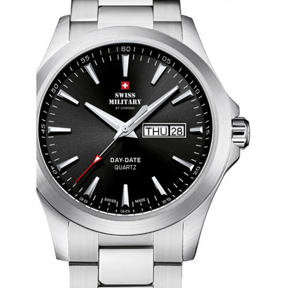 Swiss Military SMP36040.22 men`s 42mm 5ATM