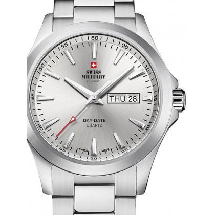 Swiss Military SMP36040.23 Men's 42mm 5ATM