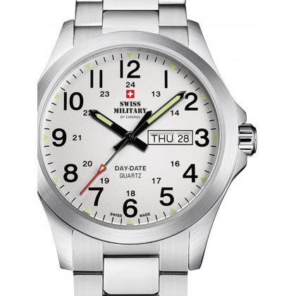 Swiss Military SMP36040.26 Men's 42mm 5ATM