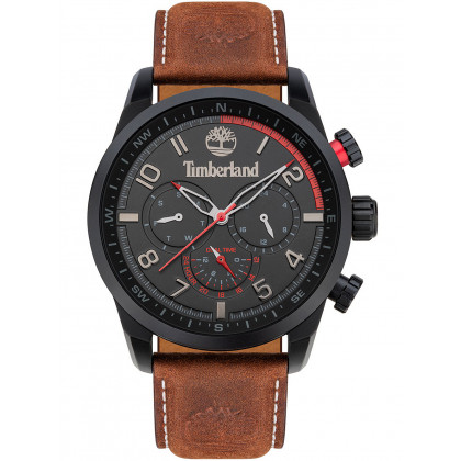 Timberland TDWJF2000701 Forestdale Dual Time 47mm 5ATM