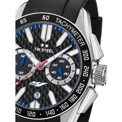 TW-Steel GS1 Yamaha Factory Racing Chronograph 42mm 10 ATM