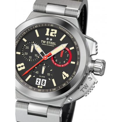 TW Steel TW999 Oil in the blood Ltd. Chronograph 46mm 20ATM