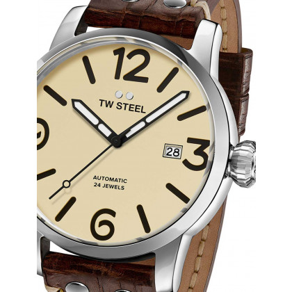TW Steel MS26 Maverick Automatic 48mm 10 ATM