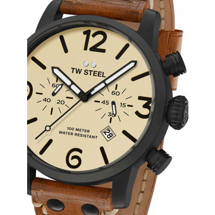 TW Steel MS43 Maverick Chronograph 45mm 10 ATM