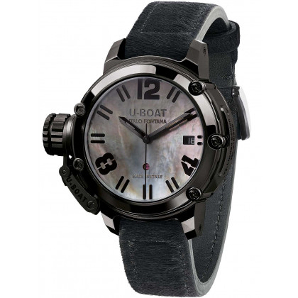U-Boat 8031 Chimera automatic mother of pearl IP-black 40mm 10ATM