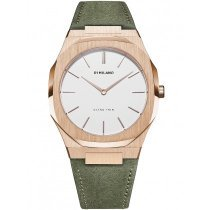 D1 Milano UTLL08 Ultra Thin ladies Ulivo 40mm 5ATM