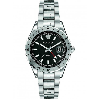 Versace V11020015 Hellenyium GMT men`s 42mm 5ATM