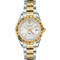 Versace V11030015 Hellenyium GMT men`s 42mm 5ATM