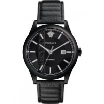 Versace V18030017 Aiakos automatic men`s 44mm 5ATM