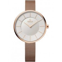 Obaku V185LXVIMV Ladies 38mm 3 ATM