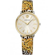 Versace VBP120017 V-Circle ladies watch 36mm 5ATM
