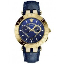 Versace VEBV00219 V-Race Men's 46mm 5ATM