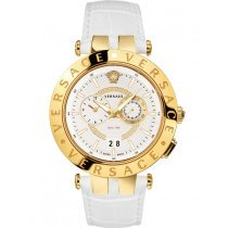 Versace VEBV00319 New V-Race dual-time 46mm 5ATM