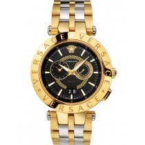 Versace VEBV00519 New V-Race chronograph men`s 46mm 5ATM