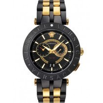 Versace VEBV00619 New V-Race chronograph men`s 46mm 5ATM