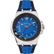 Versace VEDY00119 Chain Reaction men`s watch 46mm 5ATM