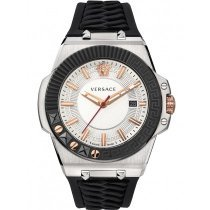 Versace VEDY00219 Chain Reaction men`s watch 46mm 5ATM