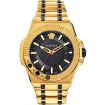 Versace VEDY00619 Chain Reaction men`s watch 46mm 5ATM